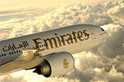 Billige flybilletter - Emirates