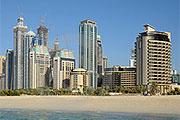 Charterferie Dubai - Strand