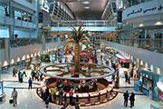 Dubai Shopping - Dubai Mall