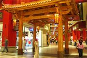 Dubai Shopping - Ibn Battuta Mall