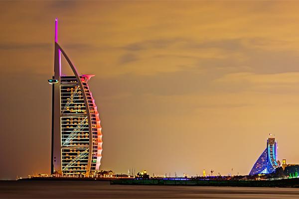 Burj Al Arab Sejlet
