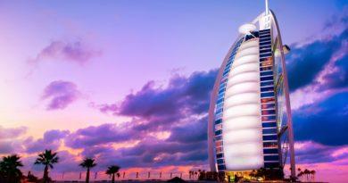Hotel i Dubai