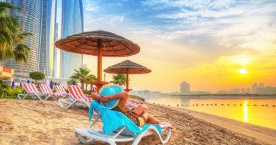 Afbudsrejse til Dubai
