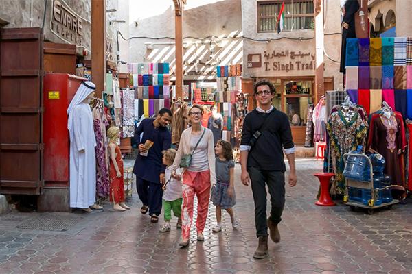 Bur Dubai Souk