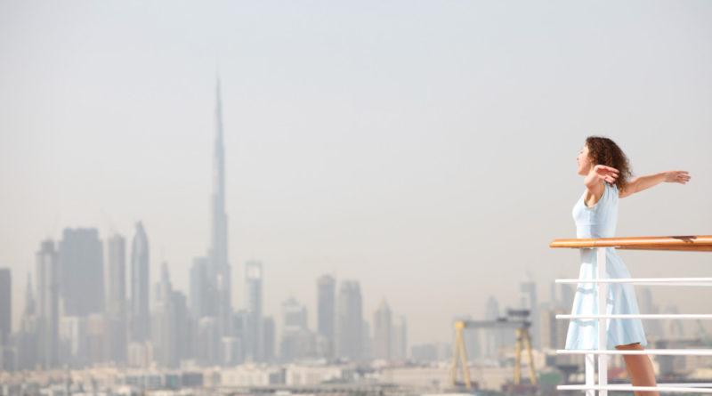 Prøv et krydstogt fra Dubai