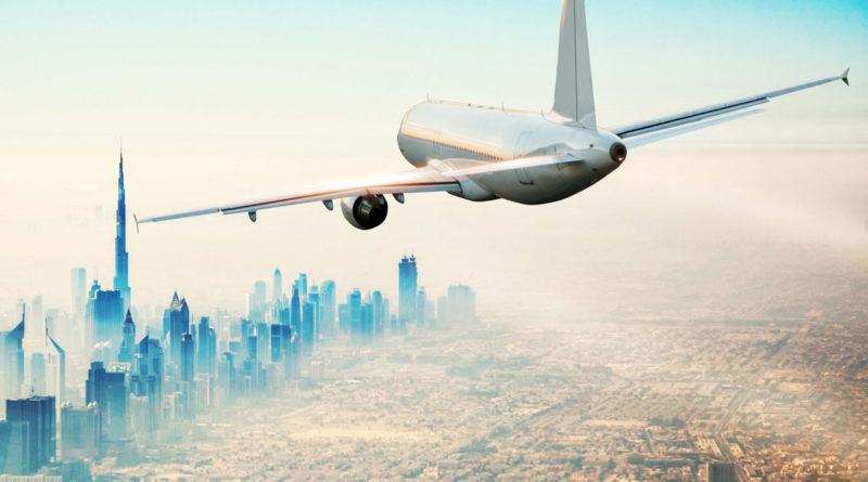 Direkte fly til Dubai