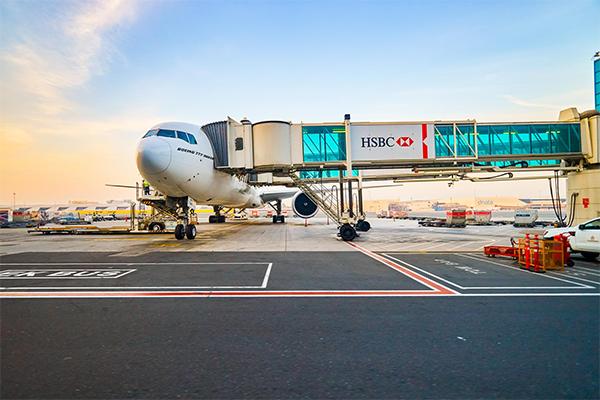 Direkte flyrute til Dubai