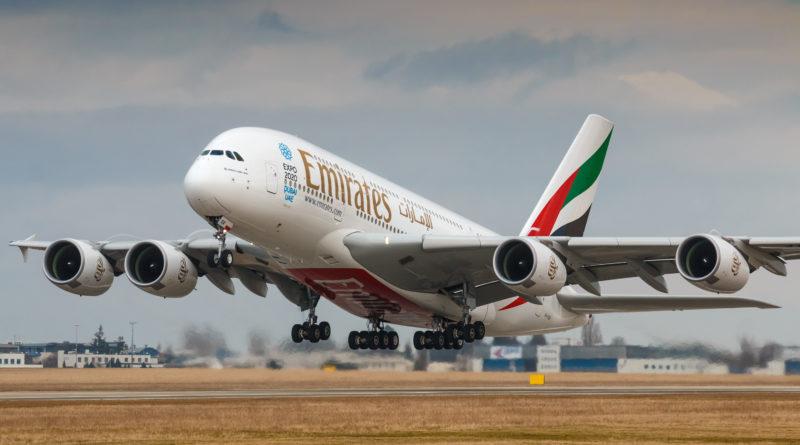 Fly til Dubai