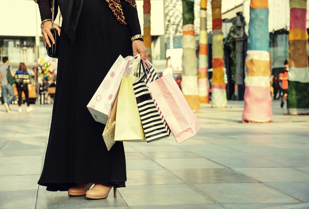 Shopping i Dubai