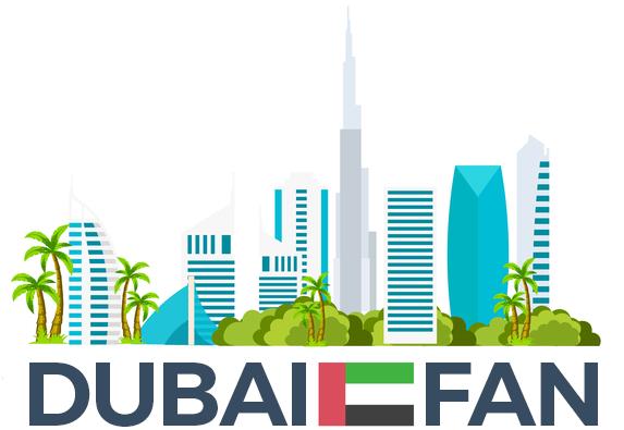 Dubai Fan Logo